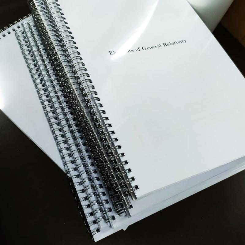 dispense universitarie formate da fotocopie in pdf stampate e rilegate